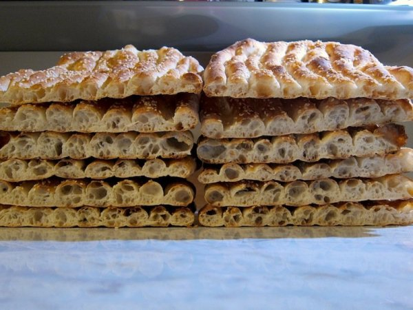 17. Omid's Barbari Breads